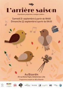 Fête de l'Arrière-Saison – Journée du Patrimoine local naturel et créatif
